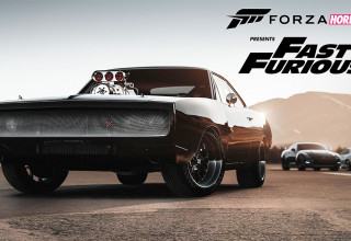 Forza Horizon presents Fast & Furious