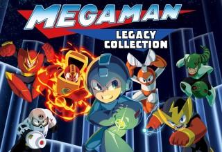 Mega Man Legacy Logo